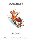 Josiltopizzo - NEVE IN ARRIVO !!!