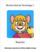 Requisita - Revista Noticias Veraniegas 1