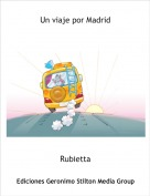 Rubietta - Un viaje por Madrid