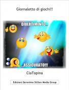ClaTopina - Giornaletto di giochi!!
