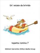 topetta romina 7 - Un' estate da brivido