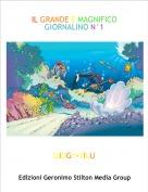 GIUGY-VILU - IL GRANDE E MAGNIFICO GIORNALINO N°1