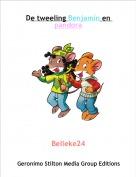 Belleke24 - De tweeling Benjamin en pandora
