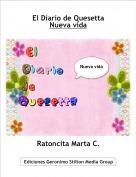 Ratoncita Marta C. - El Diario de QuesettaNueva vida