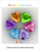 Ratiluna - The secrets of gemstons