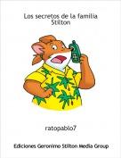 ratopablo7 - Los secretos de la familia Stilton