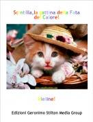 kieline! - Scintilla,la gattina della Fata del Calore!