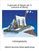 millefogliebella - Il giornale di Natale per il concorso di Benny