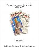 Sasamat - Para el concurso de Anie de dibujo.**