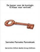 Sanneke Panneke Pannekoek - De kamer voor de koningin 10 Klaar voor vertrek!