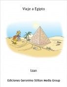 Izan - Viaje a Egipto