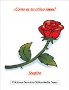Shafita - ¿Cómo es tu chico ideal?