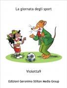 Violetta9 - La giornata degli sport