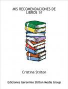 Cristina Stilton - MIS RECOMENDACIONES DE LIBROS 1#