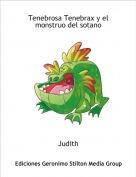 Judith - Tenebrosa Tenebrax y el monstruo del sotano
