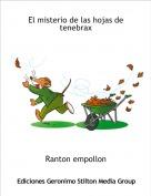 Ranton empollon - El misterio de las hojas de tenebrax