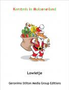 Lowietje - Kerstmis in Muizeneiland
