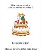 Periodista Stilton - Una romántica citaa la luz de las estrellas 2