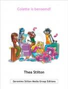 Thea Stilton - Colette is beroemd!