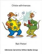 Rati Potter - Chiste-adivinanzas