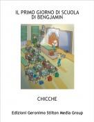 CHICCHE - IL PRIMO GIORNO DI SCUOLA DI BENGJAMIN