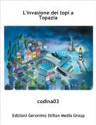 codina03 - L'invasione dei topi a Topazia