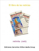 retinita  (reti) - El libro de las noticias