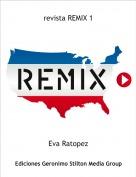 Eva Ratopez - revista REMIX 1