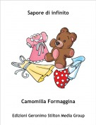 Camomilla Formaggina - Sapore di infinito