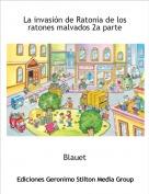 Blauet - La invasión de Ratonia de los ratones malvados 2a parte