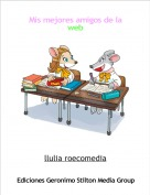 llulia roecomedia - Mis mejores amigos de la web