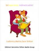 Ludovica,Mattia,Sara Stilton - Un'esperienza indimeticabile!