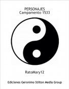 RatoMary12 - PERSONAJESCampamento 1533