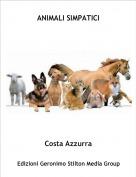 Costa Azzurra - ANIMALI SIMPATICI