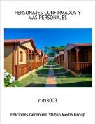 ruti3003 - PERSONAJES CONFIRMADOS Y MAS PERSONAJES
