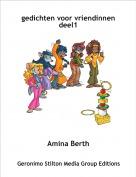 Amina Berth - gedichten voor vriendinnen deel1