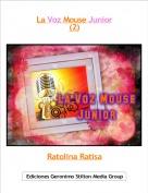 Ratolina Ratisa - La Voz Mouse Junior(2)