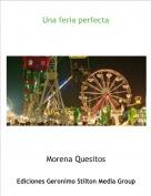 Morena Quesitos - Una feria perfecta