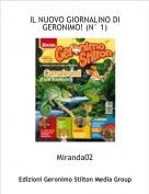 Miranda02 - IL NUOVO GIORNALINO DI GERONIMO! (N° 1)
