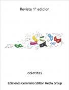 coletitas - Revista 1º edicion