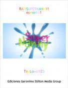 TeaLover925 - RATISUPERNANNY!episodio1