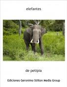 de petipia - elefantes