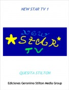 QUESITA STILTON - NEW STAR TV 1