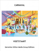 VOETSTAART - CARNAVAL