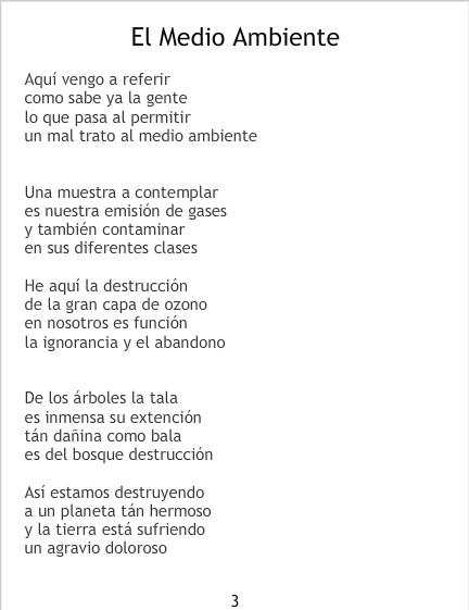 Poemas Y Fabulas De Skcool365 Geronimo Stilton Self