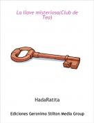 HadaRatita - La llave misteriosa(Club de Tea)