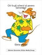 Elena-mouse - Chi fa gli scherzi al povero Geronimo?