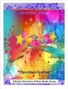 *Topolinacricetina* - Lo stratopico giornalino di Geronimo Stilton