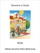 NILOA - Géronimo à l'école