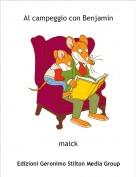 maick - Al campeggio con Benjamin